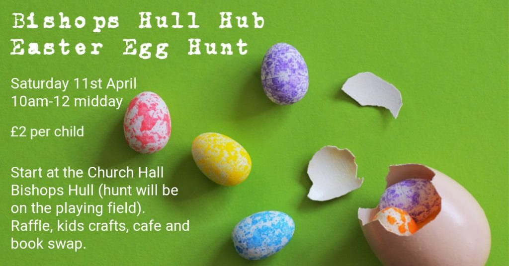 Easter Egg Hunt and Cafe