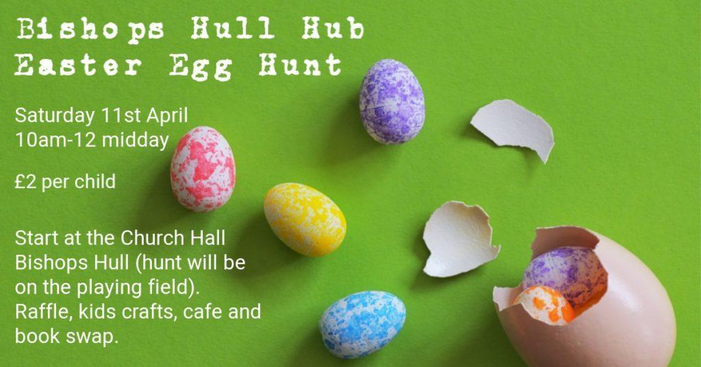 Easter Egg Hunt and Cafe